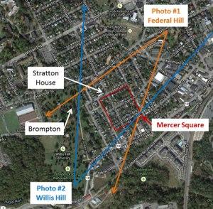 Photo Orientation map