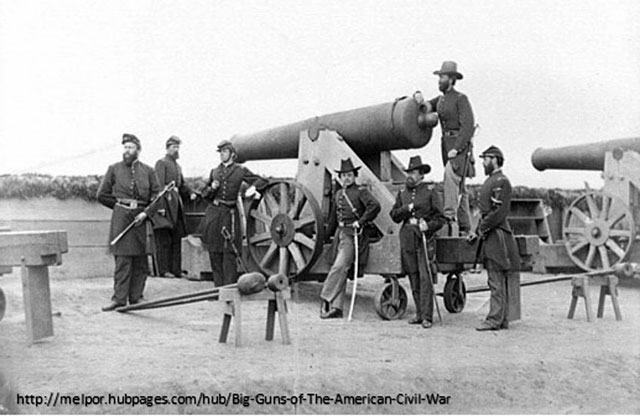 Civil War Artillery | Mercer Square